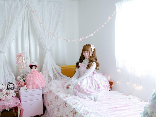 Saki Kurumi aka Lolita Girl