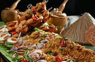 Vasco's Ramadhan buffet