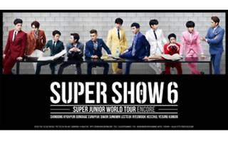 "Super Junior World Tour ""Super show"""