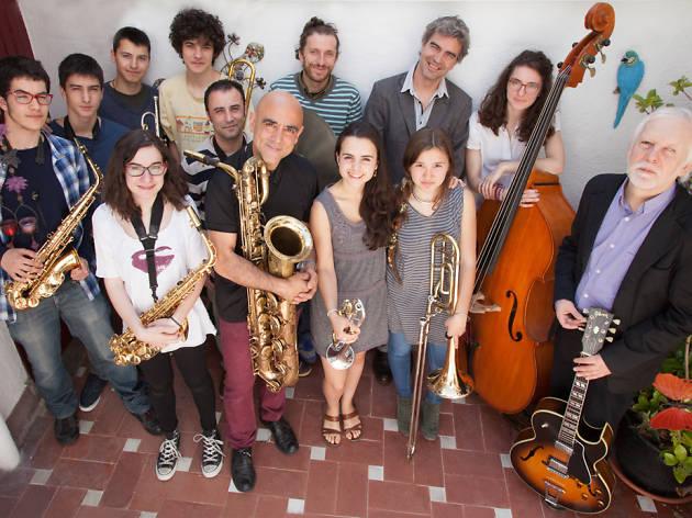 Grec 2015: Motis-Chamorro Sextet & Young Jazz Band