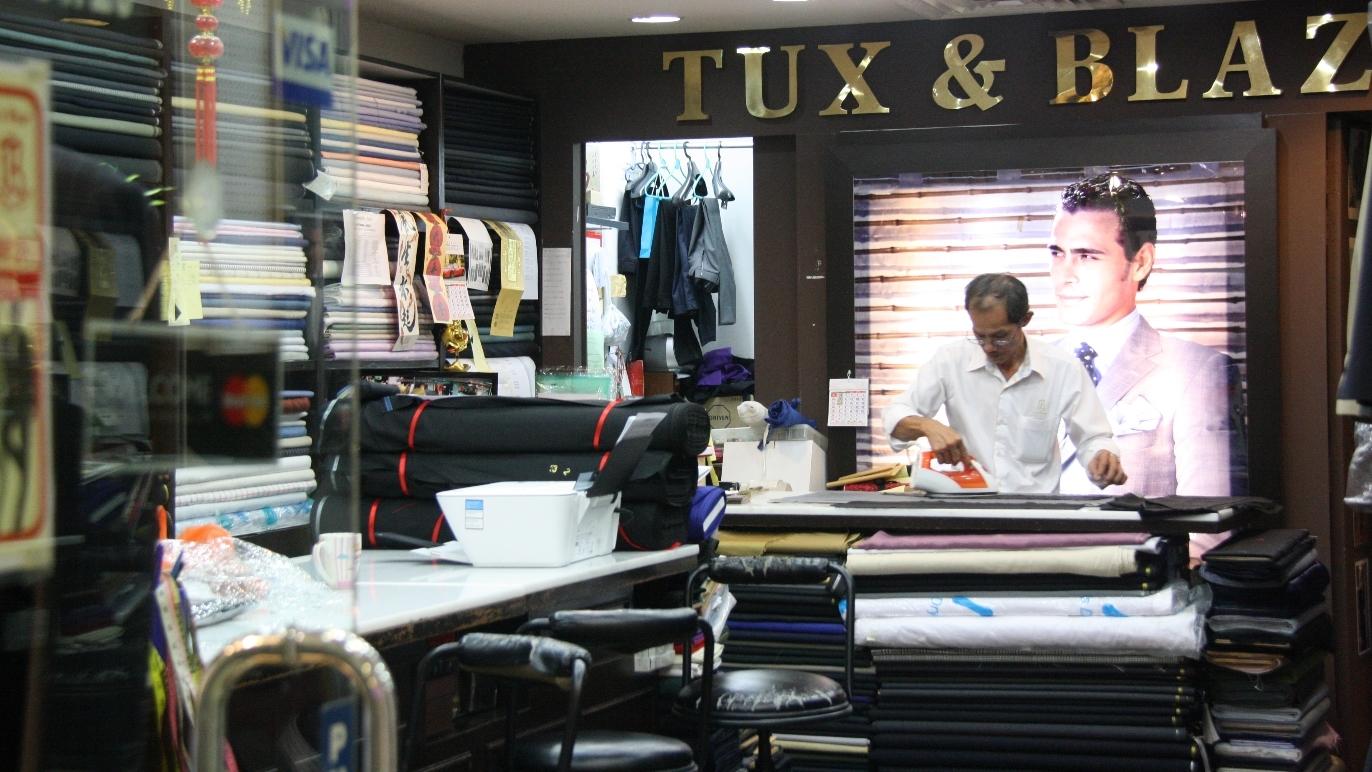 Tux & Blazer