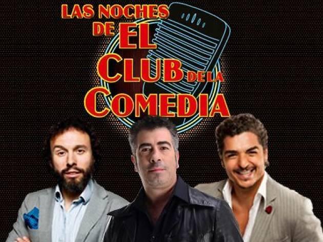 Fresh Comedy: El club de la comedia