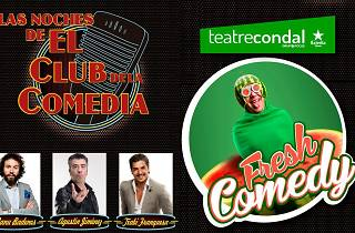 Fresh Comedy: El club de la comedia 2