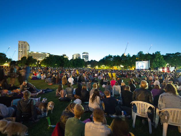 Vauxhall One Summer Screen