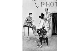 (Marc Riboud, 'Niger', 1964 / Courtesy de Marc Riboud et galerie Polka, Paris)