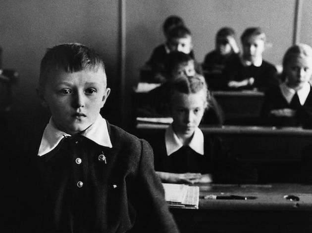 (Marc Riboud, 'Moscou', Russie, 1960 / Courtesy de Marc Riboud et galerie Polka, Paris)