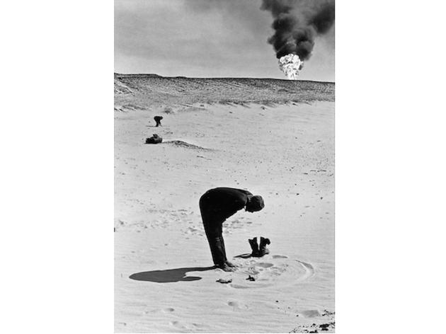(Marc Riboud, 'Arabie Saoudite', 1974 / Courtesy de Marc Riboud et galerie Polka, Paris)