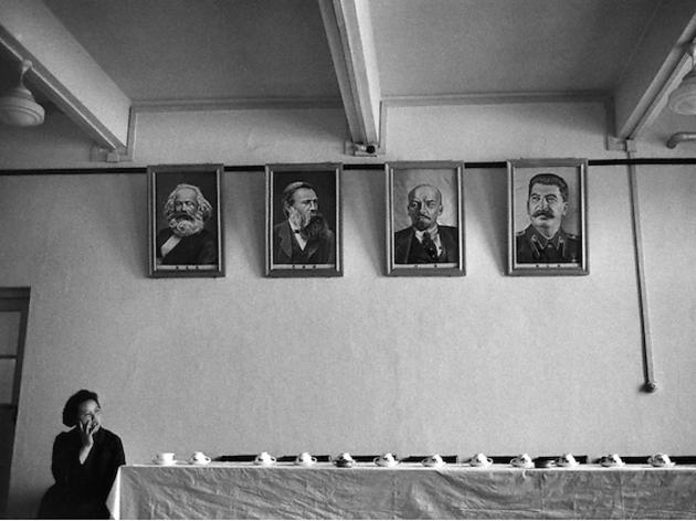 (Marc Riboud, 'Chine', 1965 / Courtesy de Marc Riboud et galerie Polka, Paris)