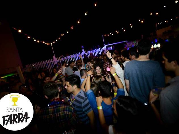 Sant Joan 2015: Donzella Beach Club
