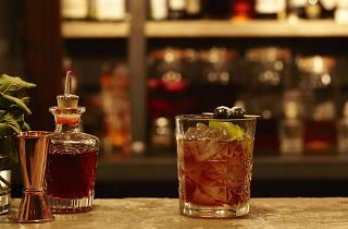 Quiet bars in London - Milroy's