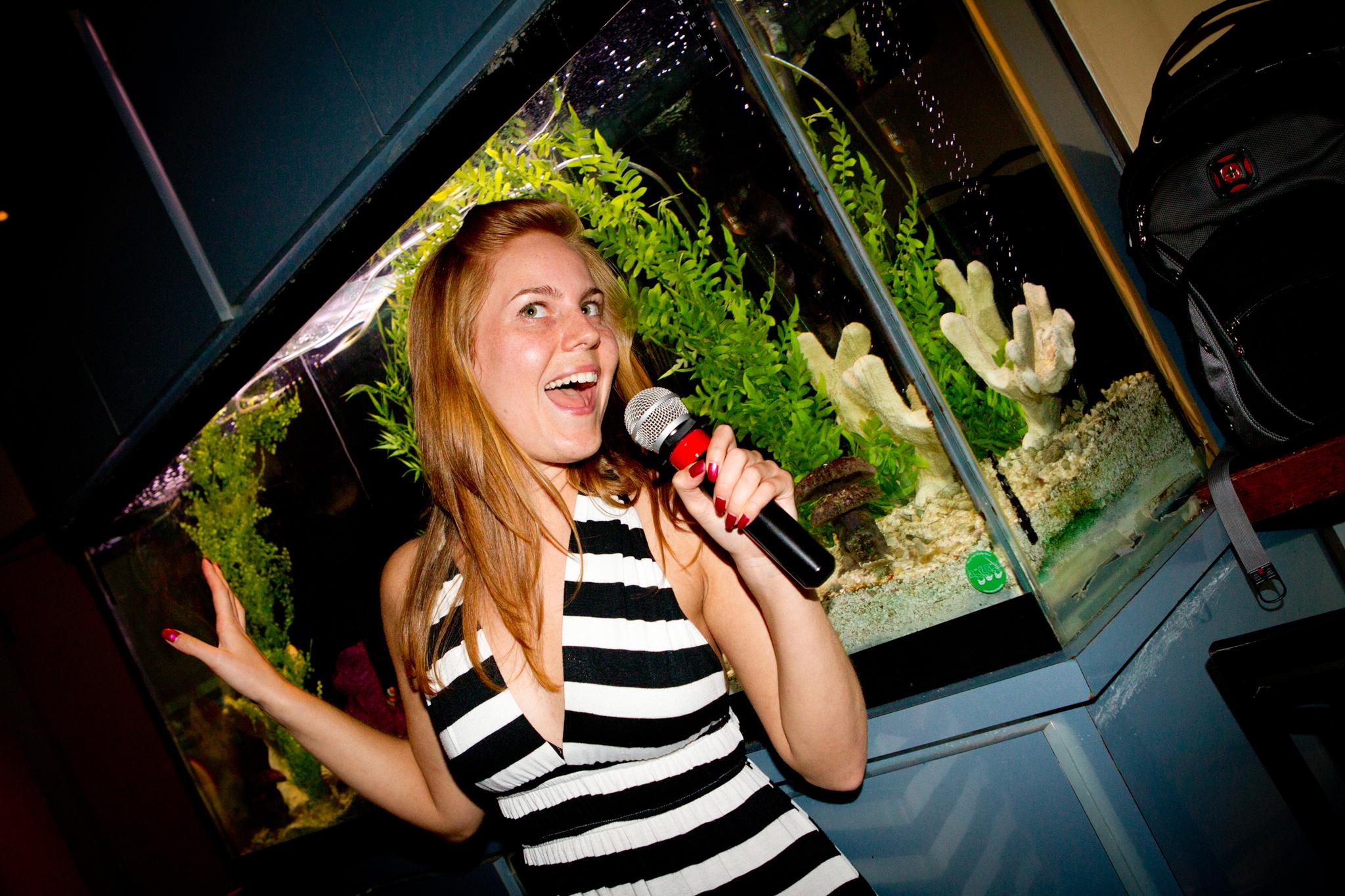 The best karaoke bars in New York City