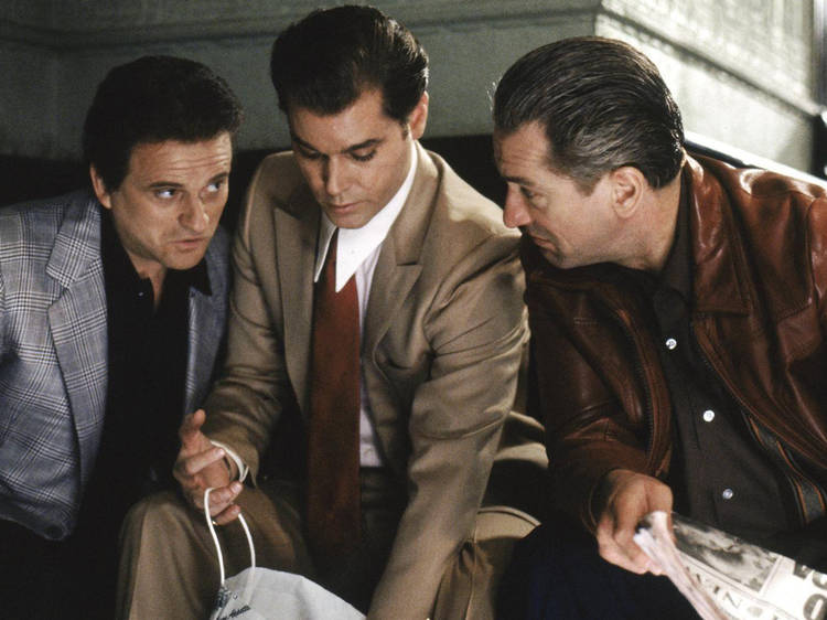 Goodfellas sparked a real debate among Italian Americans.