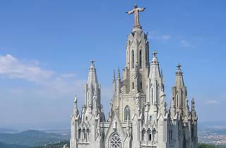 Sagrat Cor, Tibidabo