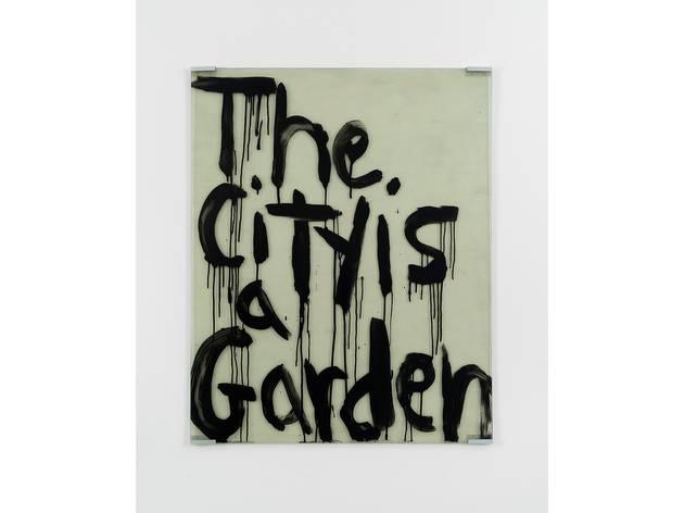 Kim Gordon, The City is a Garden, 2015