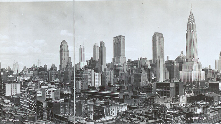 Travel through time with these stunning photos of NYC's skyline over the last century
