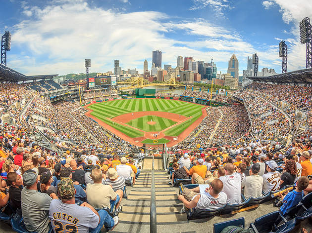 Catch a game at PNC Park