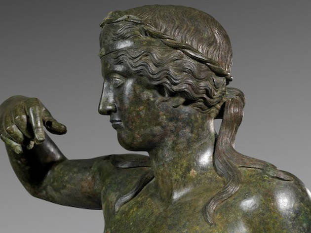 """""""Dionysos Unmasked: Ancient Sculpture and Early Prints"""""""