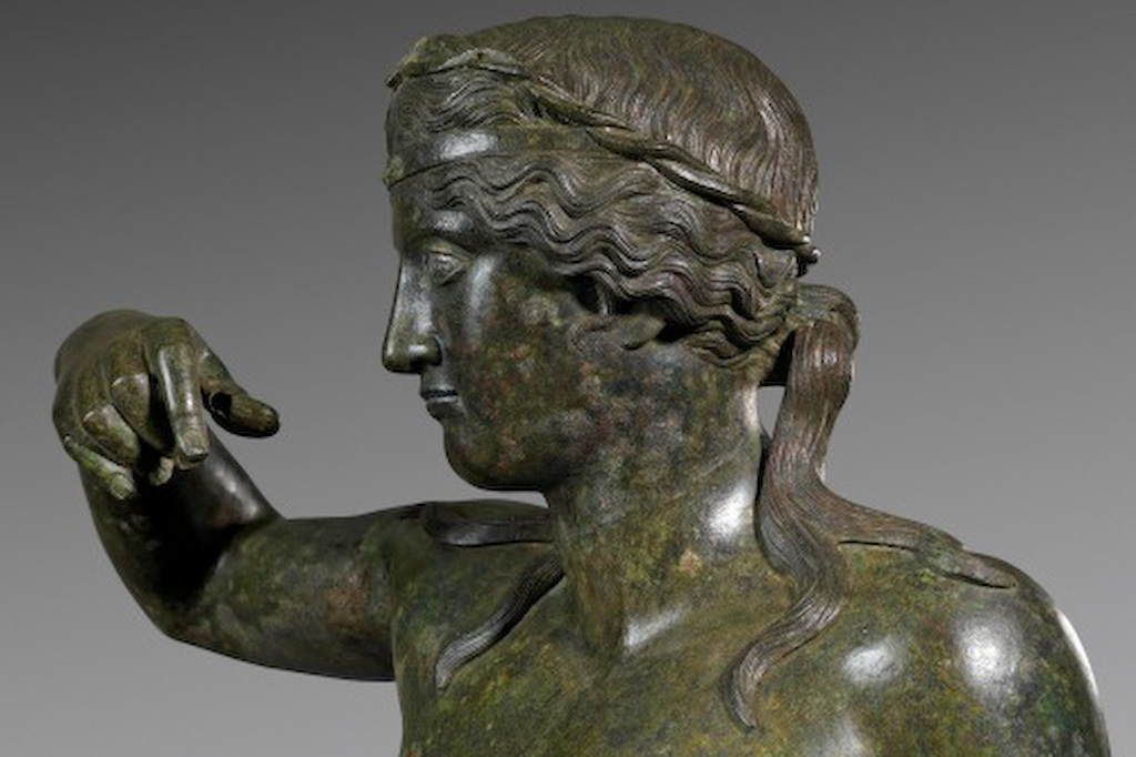 """Dionysos Unmasked: Ancient Sculpture and Early Prints"""