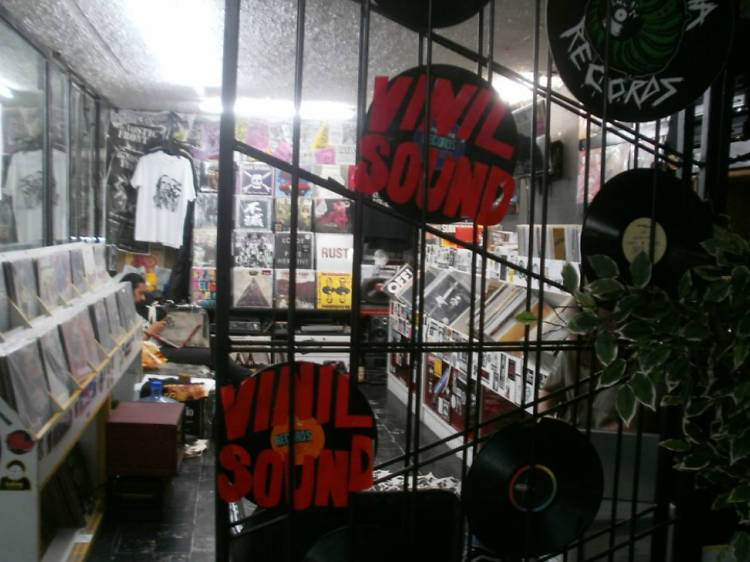 Carcoma Records