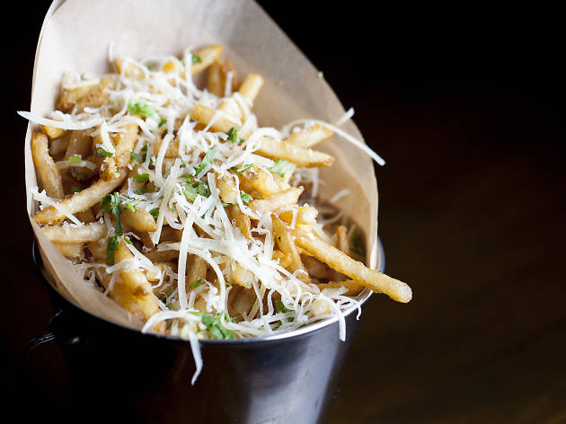 The best French fries in Los Angeles