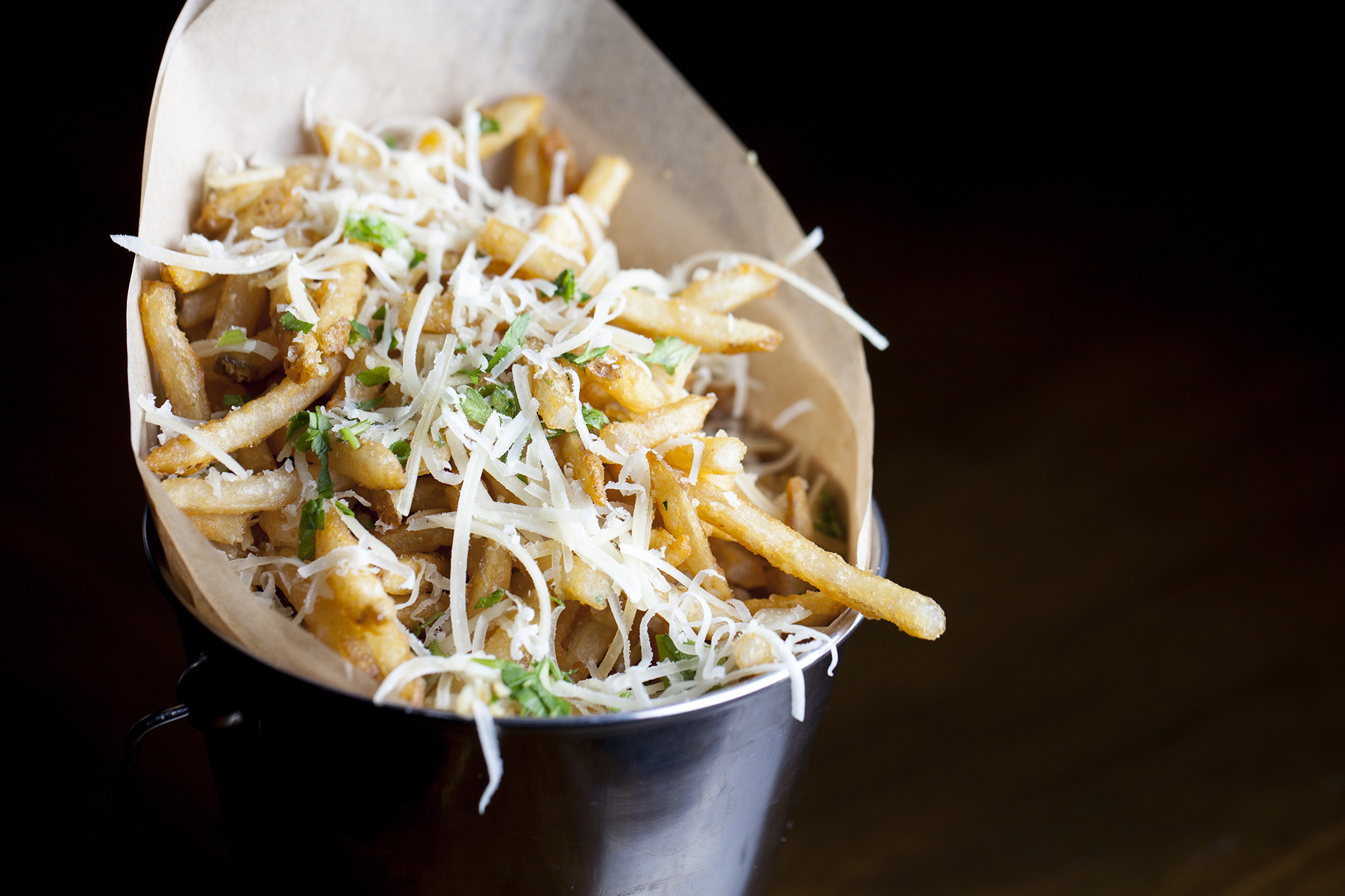 Garlic Fries at Lost Property