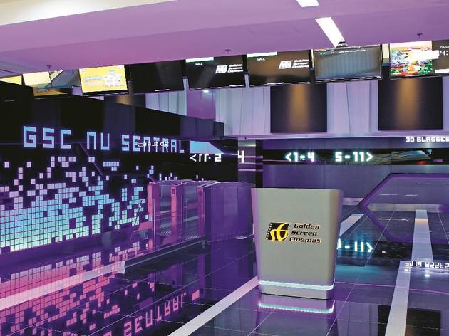 Catch a quick movie before you leave on a jet plane at Nu Sentral