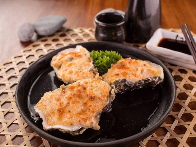 Tao Authentic Asian Cuisine yakimono