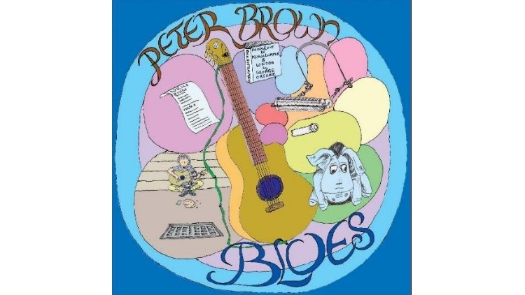 Blues by Peter Brown