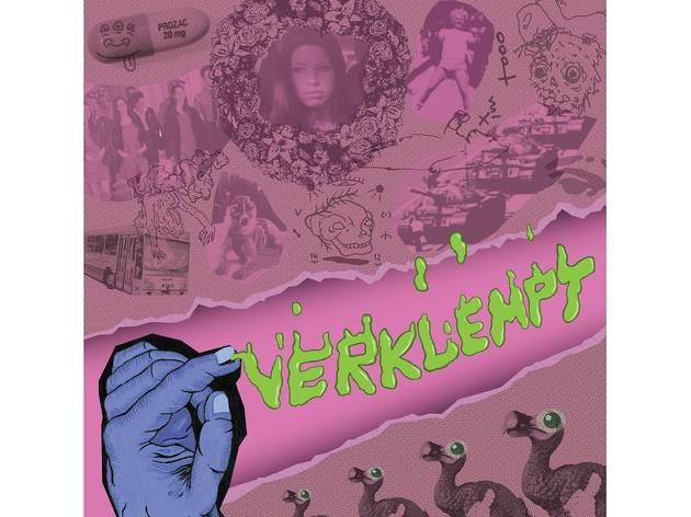 The Fridays - Verklempt