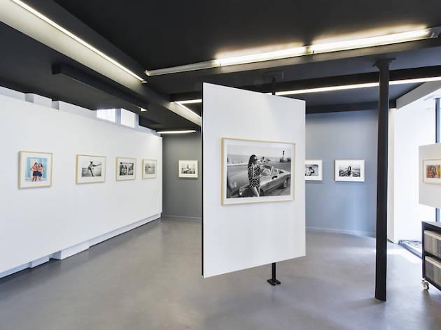 Exposition Claude Nori à la galerie Polka