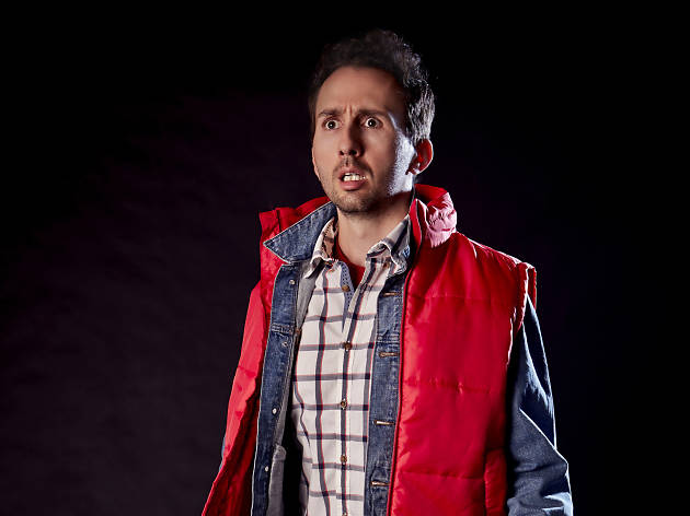 Camden Fringe: Nathan Cassidy – Back to the Future I, II and III