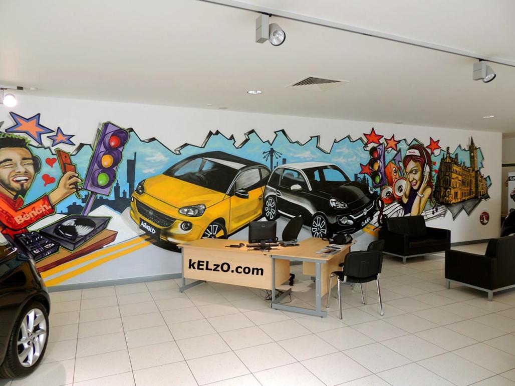 Arnold Clarke showroom, Old Trafford, Manchester (2013)