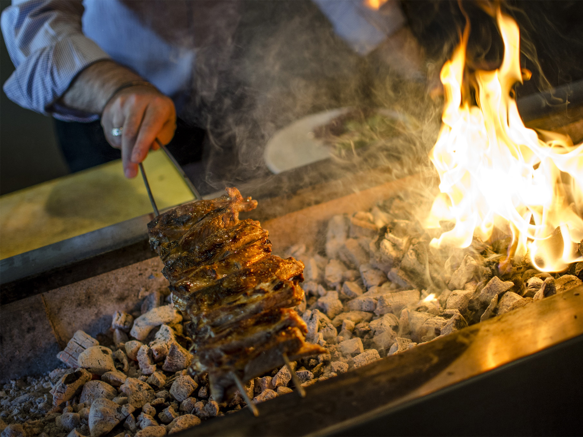 Meze Mangal grilled meat