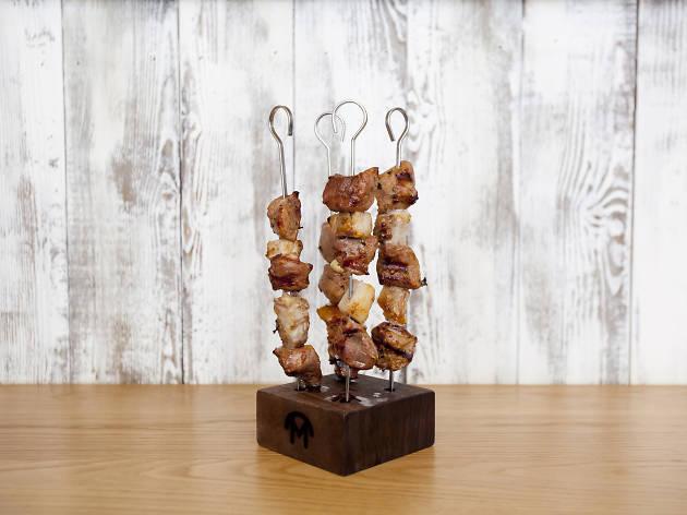 Morada Brindisa Asador grilled meat