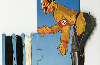 Heckling Hitler: With Pen, Mouth and Foot
