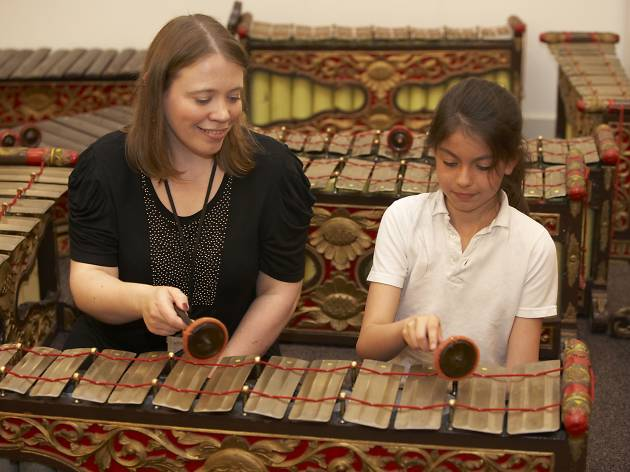 Family Gamelan Sessions at Southbank Centre