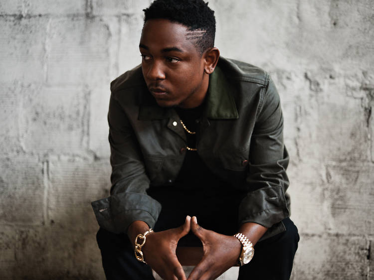 Kendrick Lamar – 'King Kunta'