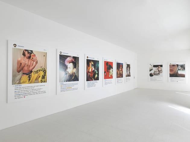 Richard Prince: Portraits