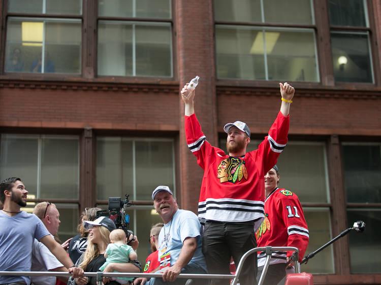 Chicago Blackhawks will host 2017 NHL Draft
