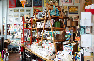 Foursided Card & Gift is a quirky gem of a shop in Boystown