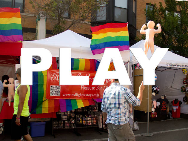 The best attractions in Boystown