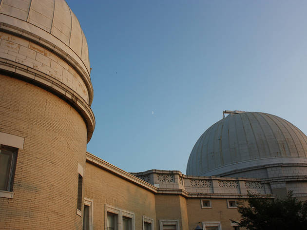 Stargaze at the Allegheny Observatory