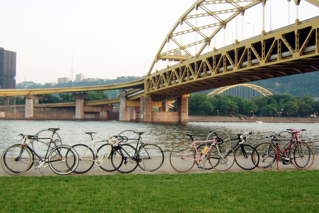 Bike the 'Burgh