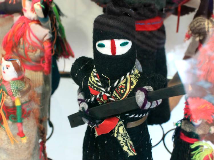 La Esquina Museo del Juguete Popular Mexicano