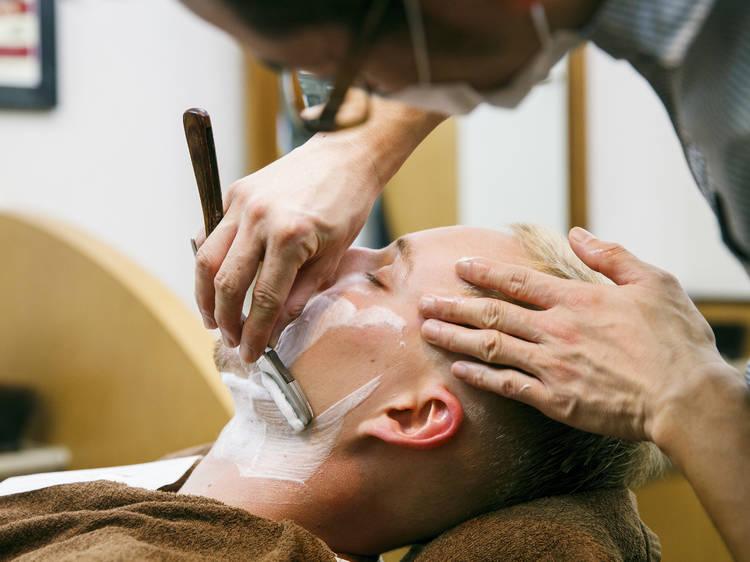 Barber Shop Takeda