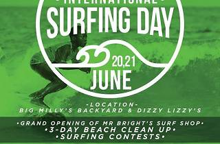 International Surfing Day Competition | 20 - 21 June