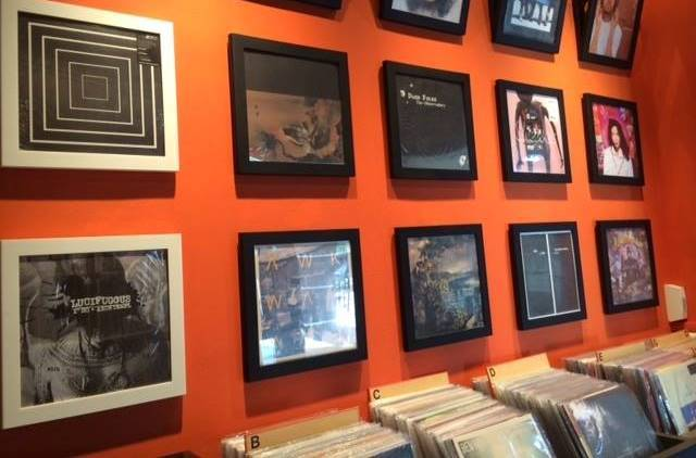A record store sale for all you crate-diggers