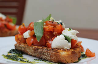 commercial peroni rolling italy bruschetta