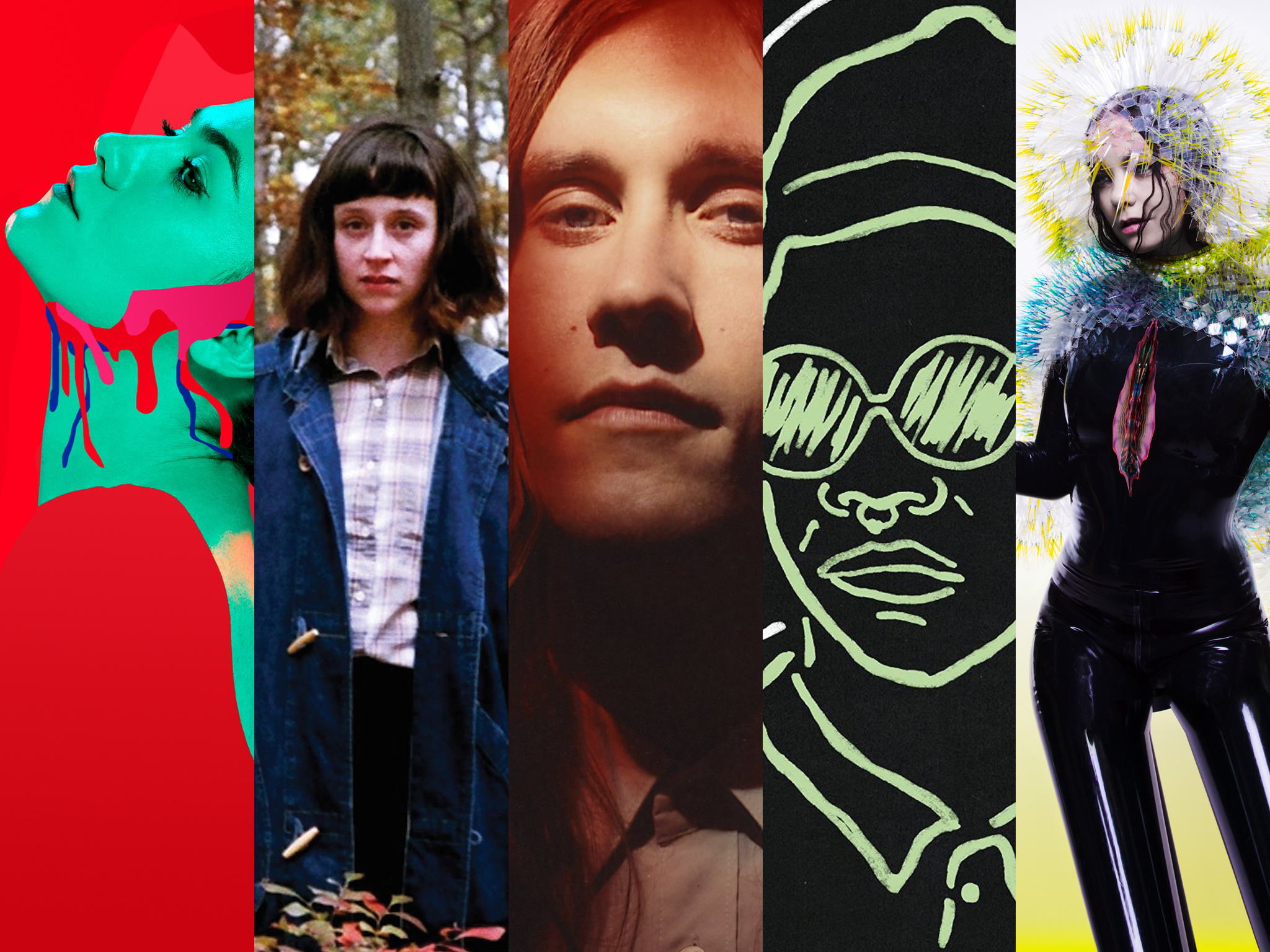 The 25 best albums of 2015 so far
