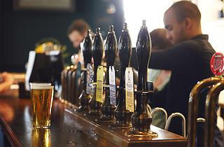 The Canonbury Tavern (© Kim Lightbody)